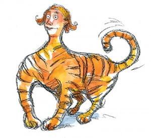 tigerwithhumanhead
